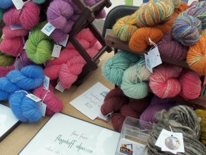 AR Farms yarns