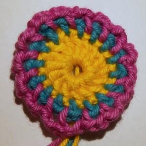 Flower Pattern Row 3