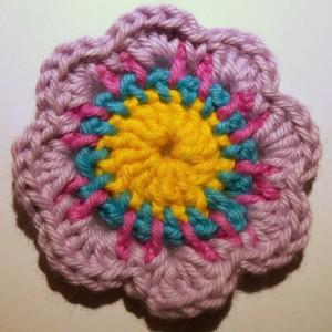 Flower Pattern Row 4