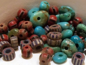 Turquoise and Old Trade Beads