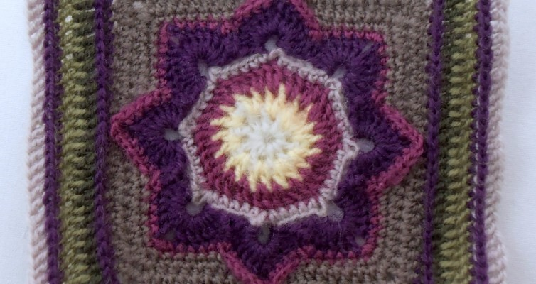 Eight Pointed Flower